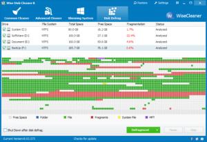 Wise Disk Cleaner 9.77 Crack + Keygen Free Download