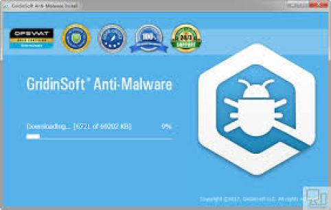 GridinSoft Anti-Malware 4.0.6 Crack Plus [keygen, Torrent, Portable] Free Download