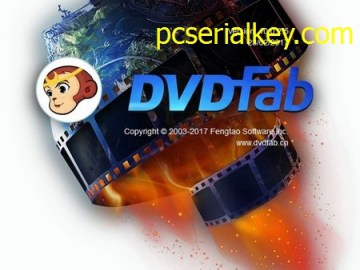 DVDFab 10.2.1.3 Crack + Serial Key Free Download