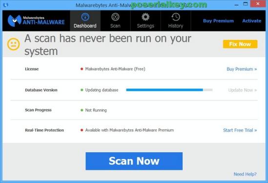 Malwarebytes Anti-Malware 3.6.1.2711 Crack [Mac + Win] Download