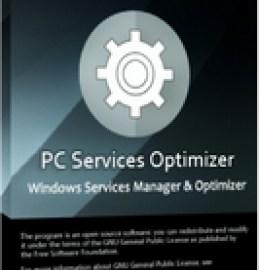 PC Services Optimizer 3.2.998 Crack + Serial Key Download