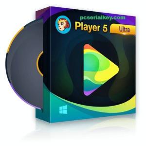 DVDFab Player 5.0.2.1 Crack + License Key Free Download