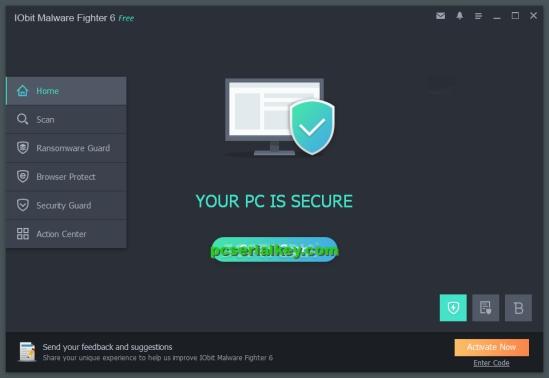 IObit Malware Fighter Free 6.4.0.4919 Crack + Keygen Download