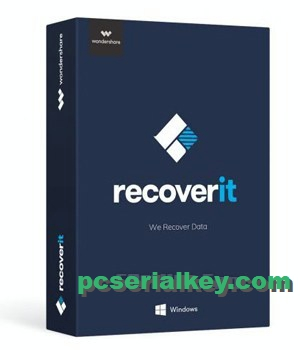 Wondershare Recoverit 8.1.2.8 Carck + Activation Code 2019 [Latest]