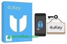 4ukey iPhone Unlocker 2.2.8 Crack With Keygen Key Free Download