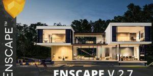 Enscape 3D Crack Full Reg Key for PC 2021 [Latest Version]