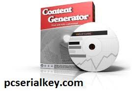 GSA Content Generator Crack 3.83