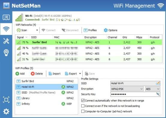 NetSetMan 5.0.6 Crack
