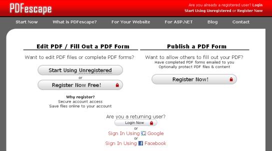 PDFescape Activation Code