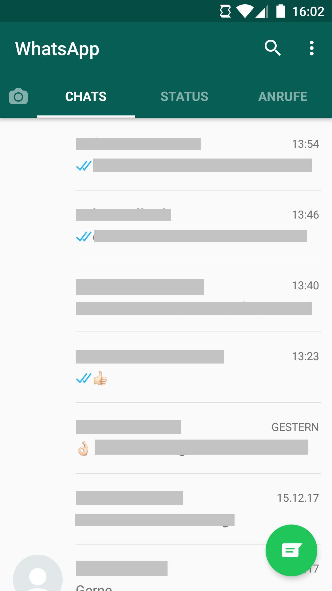 Whatsapp Kontakte Neue Nummer Mitteilen