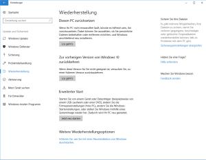 Windows 10 formatieren