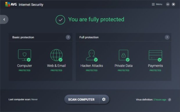 AVG Internet Security 2019 License Key With Registration Key Download