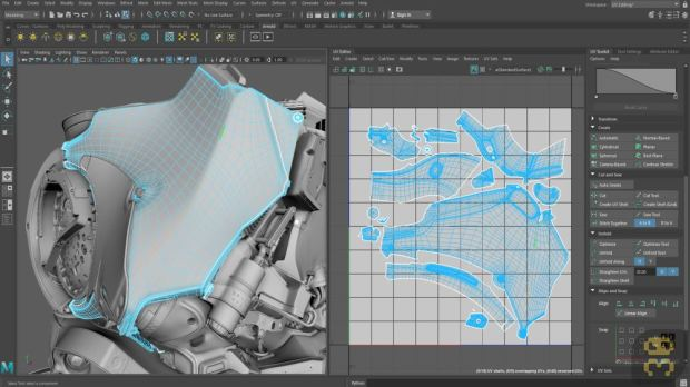 Autodesk Maya 2020 Crack + Torrent