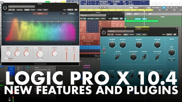 Logic Pro X Crack Free Download 2019 [WIN + MAC]