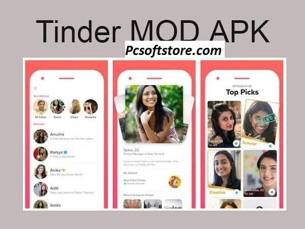 Tinder MOD APK v12.11.0 Crack Fully Activated Download