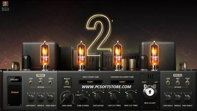 Positive Grid Bias Fx 2 Elite Crack v2.2.2.5090 (Win) Download
