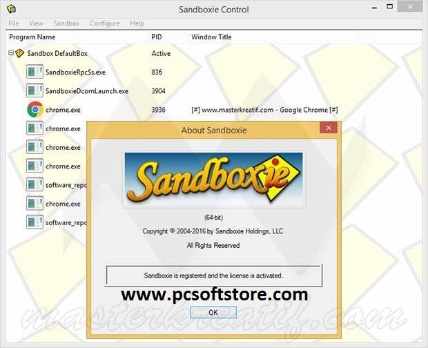 Sandboxie 5.49.5 With Crack + License Key [32bit + 64bit]