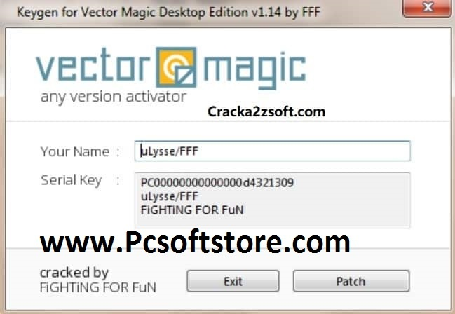 Vector Magic 1.21 Crack + Keygen Full Torrent Here (2021)