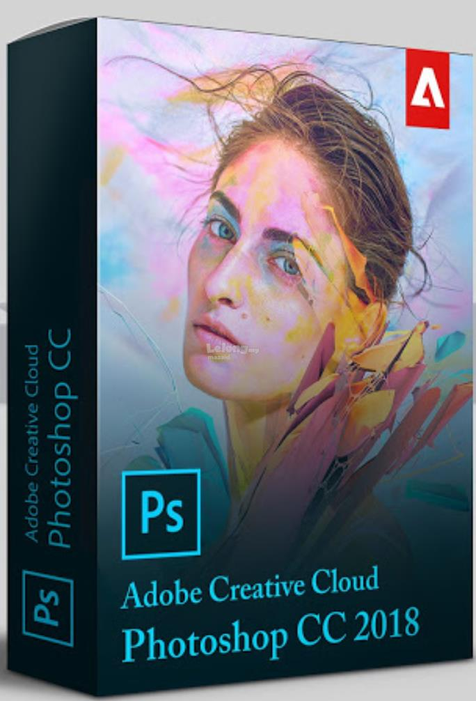 Adobe Photoshop CC 2018 Build 19.1.3.49649 + Crack Free Download