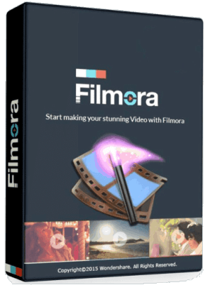 Wondershare Filmora 8.7.2.3 + Crack Free Download