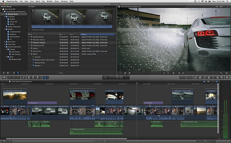 Final Cut Pro X 10 Full Version Free Download For macOS