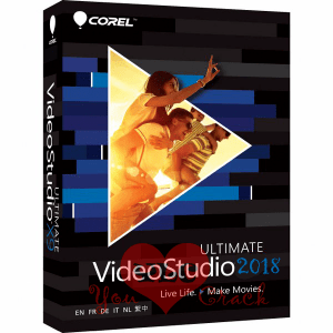Corel VideoStudio 2018 Pro Crack Free Download