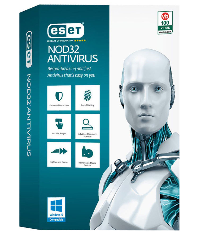 ESET NOD32 Antivirus 11.2.49.0 + Crack Free Download