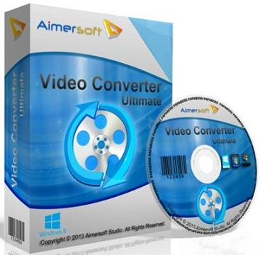 Aimersoft Video Converter Ultimate Crack Free download