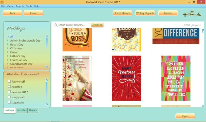 Hallmark Card Studio 2019 Deluxe registration key Full Free