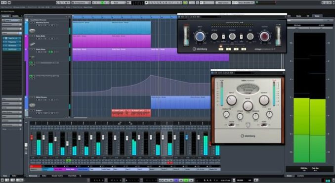 Download Steinberg Cubase Pro 10 LE AI Elements Full Version
