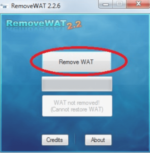 Download RemoveWAT Activator Free Full Version