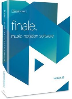 MakeMusic Finale 26.0.1.655 Crack Full Version