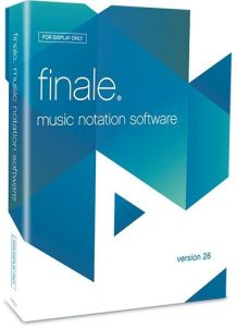 MakeMusic Finale 26 Crack Full Version
