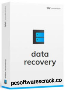 Wondershare Photo Recovery Crack