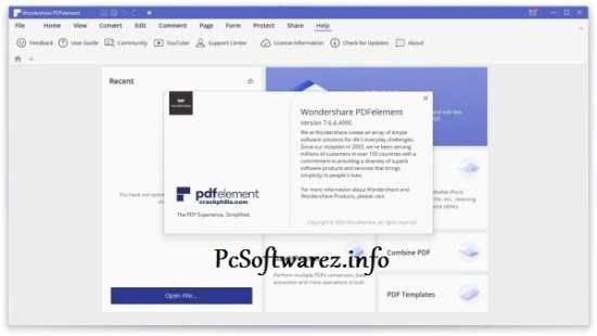 Wondershare PDFelement Keygen