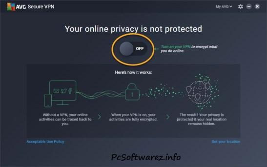 AVG Secure VPN Activation Code