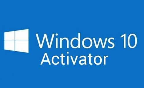 Windows 10 Activator Activation Code & Key Full Free Download [Latest]