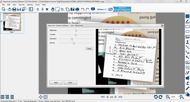 PaperScan Pro 3.1.128 Crack With Keygen [Latest] 2021