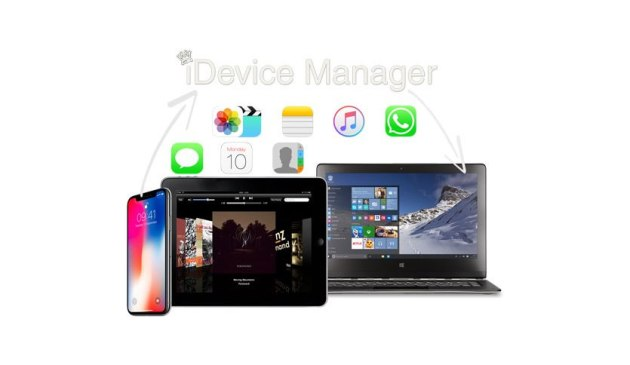 iDevice Manager Pro Crack With Registration Key