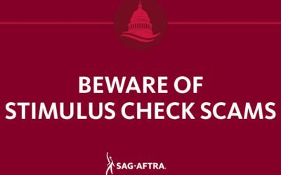Don't fall for these stimulus check scams!!