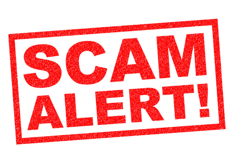 Beware of Imposter Scams