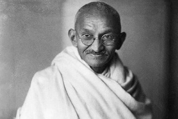 M. K. Gandhi and His Movements