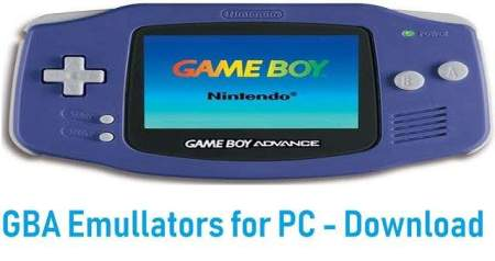Top 3 GBA Emulator for PC Windows Free Download