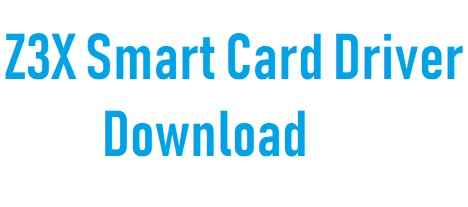 z3x smart card driver for windows 7 32bit