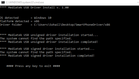 MTK Driver Auto Installer Free Download For Windows