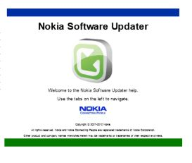Nokia Software Updater for Retail Free Download