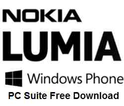 Nokia PC Suite For Lumia Free Download