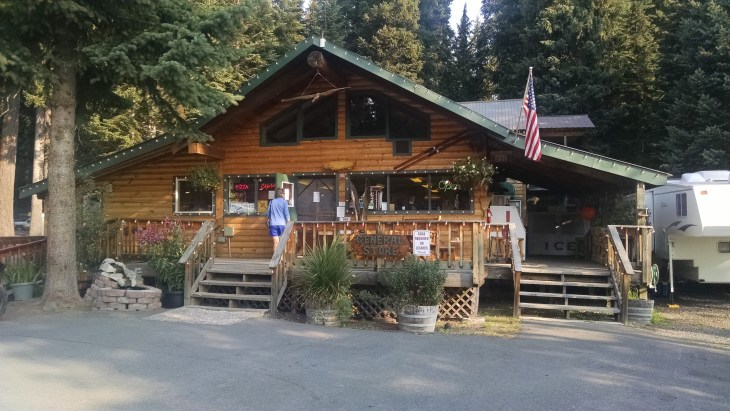 Shelter  Cove General Store