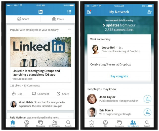 Image result for linkedin app