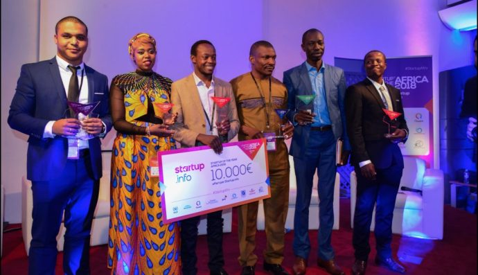The team was rewarded with 10,000 Euros (approx. 44.8 million UGX ) in Cash.